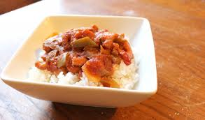 hot - shrimp creole