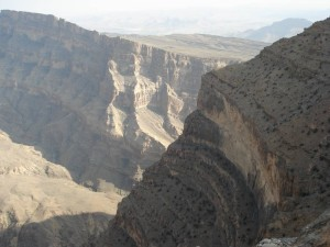 Jebel Shams: You will never find a more wretched hive of scum and villainy... No, it's really quite striking.