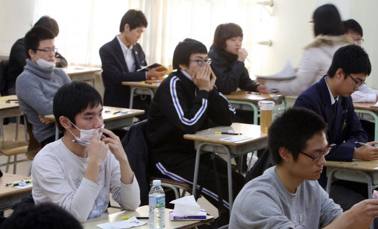 Education: Korean High School vs. American High School - I ...