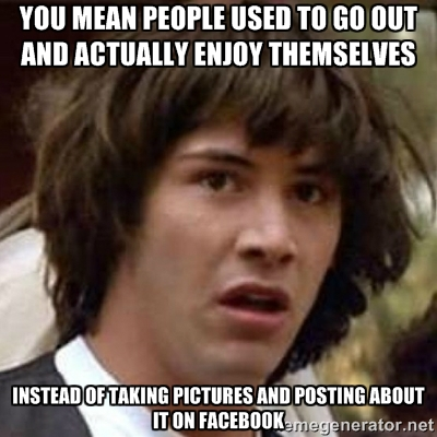 Maybe Keanu has a point.